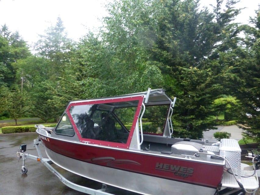 Aluminum Boat Hard Tops : Boat hard tops skip towers photo gallery who dat