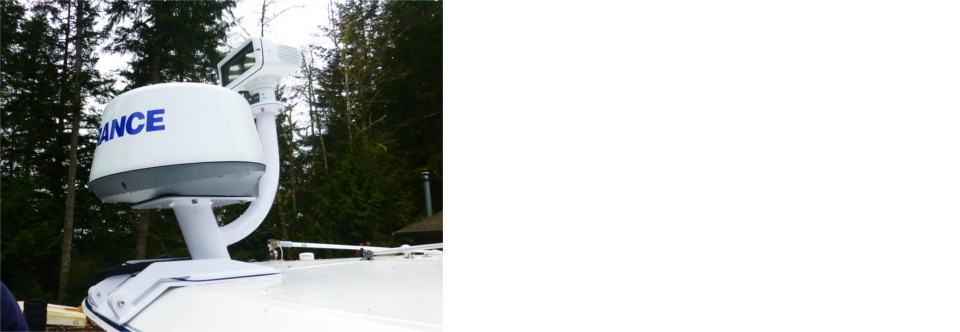 New Innovations | Folding Radar Stand