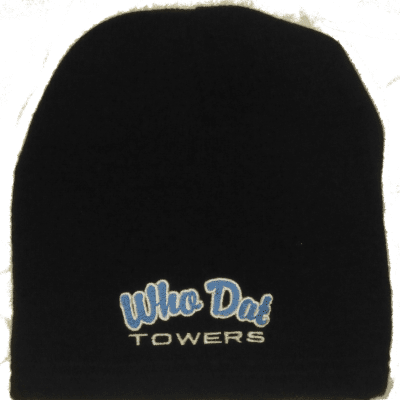 Who Dat Towers - Beanie