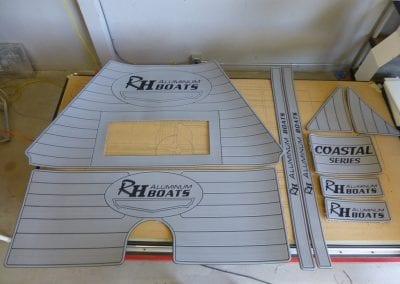RH Boats Foam B1