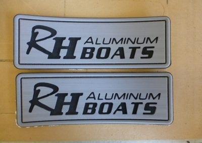 RH Boats Foam B6