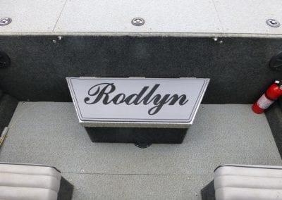 Rodlyn Thunder Jet Foam A4 - After
