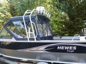 Duckworth Vs Hewescraft