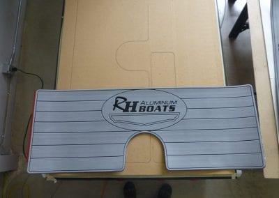 RH Boats Foam A3