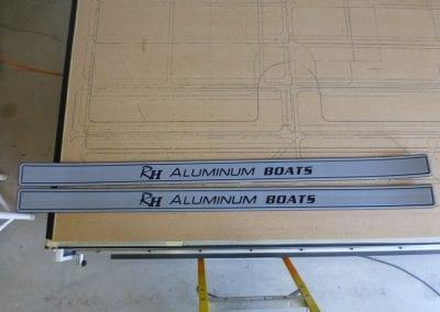 RH Boats Foam B8