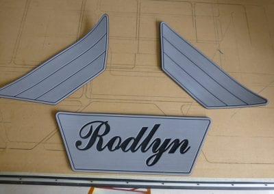 Rodlyn Thunder Jet Foam A1