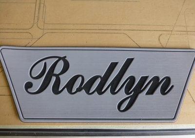 Rodlyn Thunder Jet Foam A2