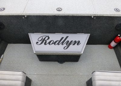 Rodlyn Thunder Jet Foam A4 - After