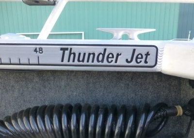 ThunderJet Bolster & Ruler A3